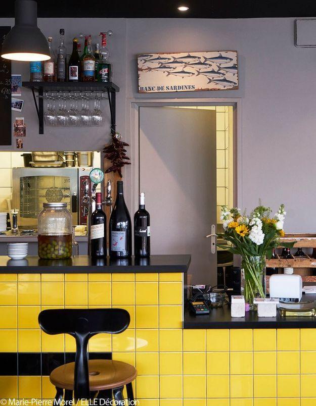 Chéri Bibi - Bar à vins