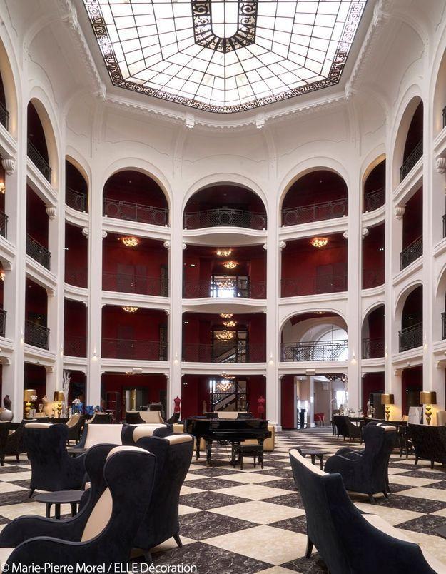 Le Regina - Hôtel couture