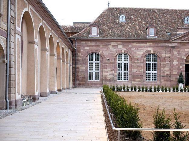 L'hôtel Les Haras à Strasbourg