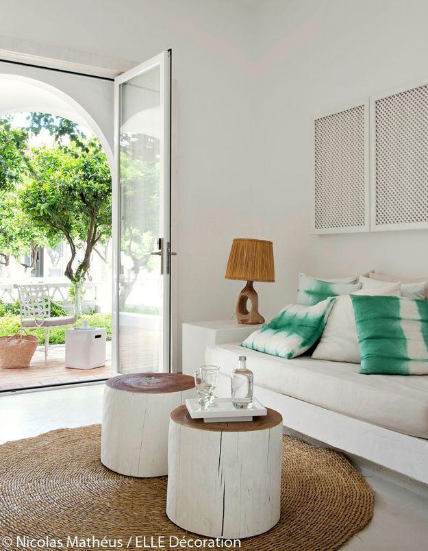 Chambre entre luxe, calme et simplicité
