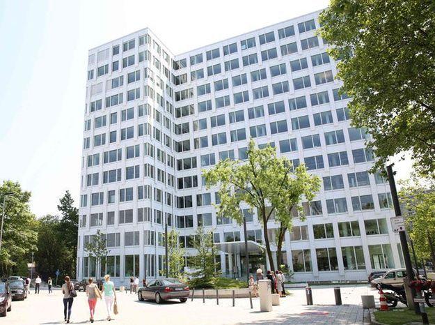 Building trivago Düsseldorf