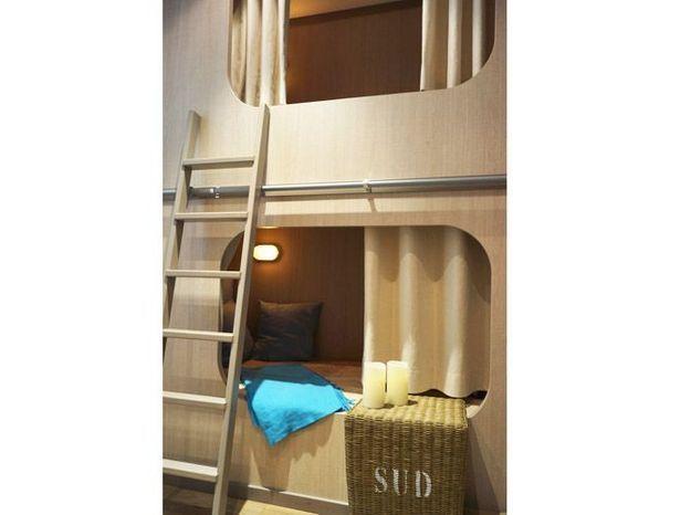 Une salle de sieste pour les gros dormeurs