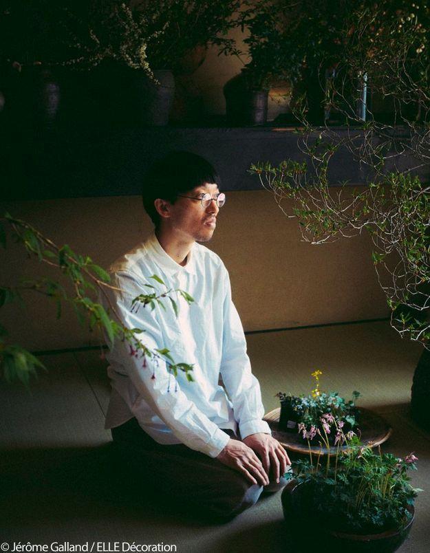 Hanaya Mitate  - Ikebana revisité