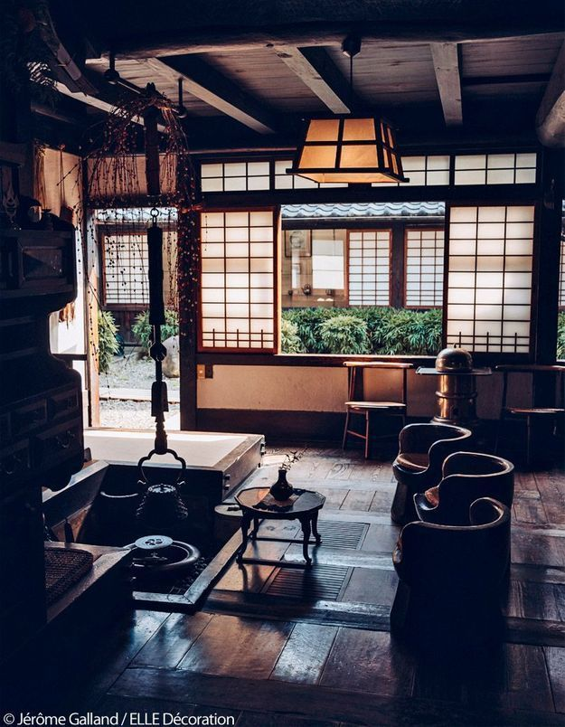 Maison de Kawai Kanjiro - Lieu habité