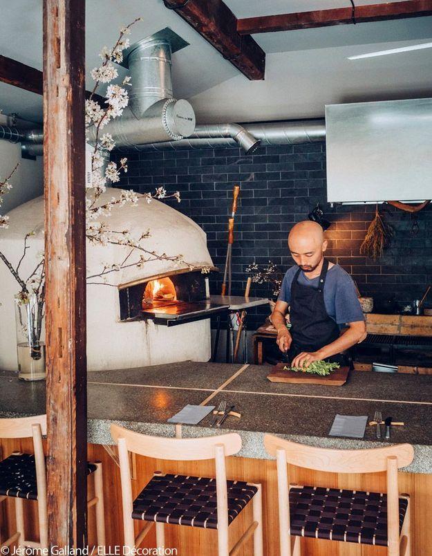 Monk - Gastronome esthète