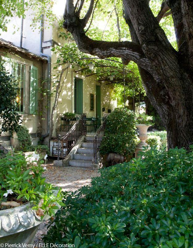 Le Jardin du Quai - Une table au vert