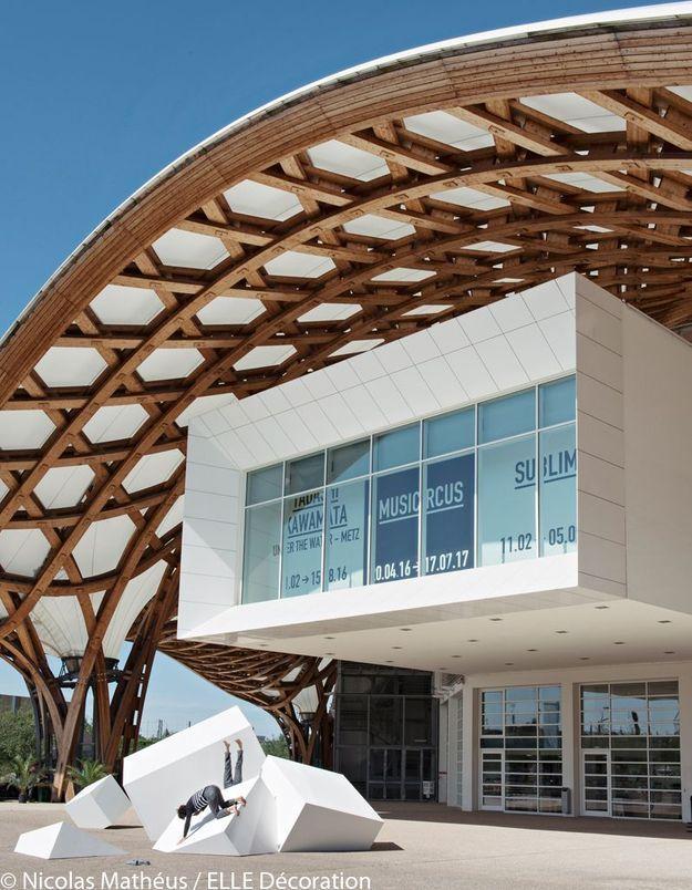 Le Centre Pompidou-Metz