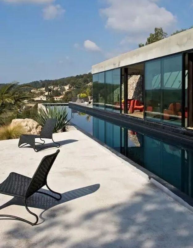 Villa d'exception avec grande piscine près de Cassis