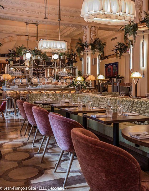 Le restaurant Neptune - Ode à la mer