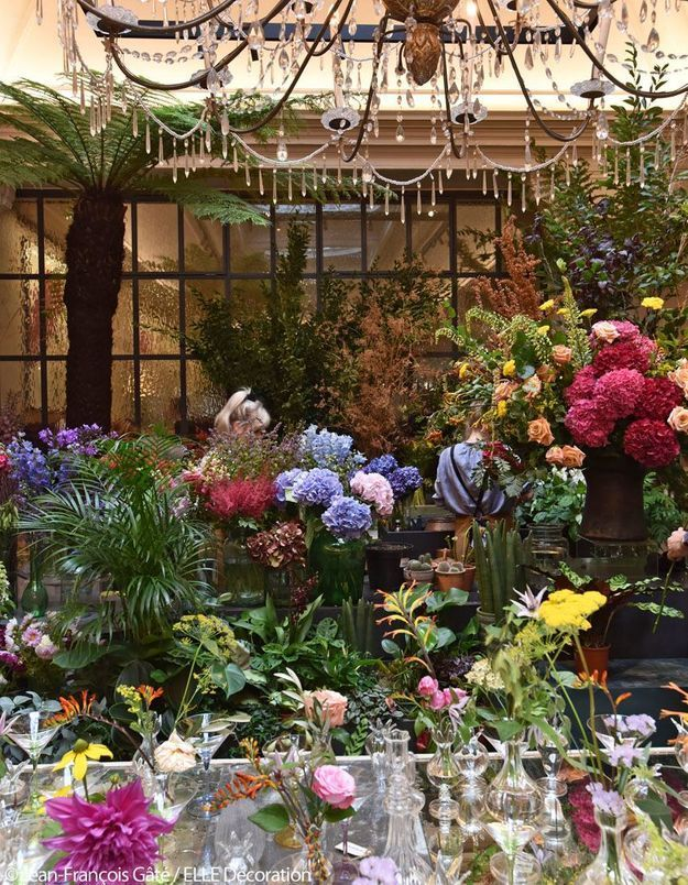 Petersham Nurseries - Jardin anglais