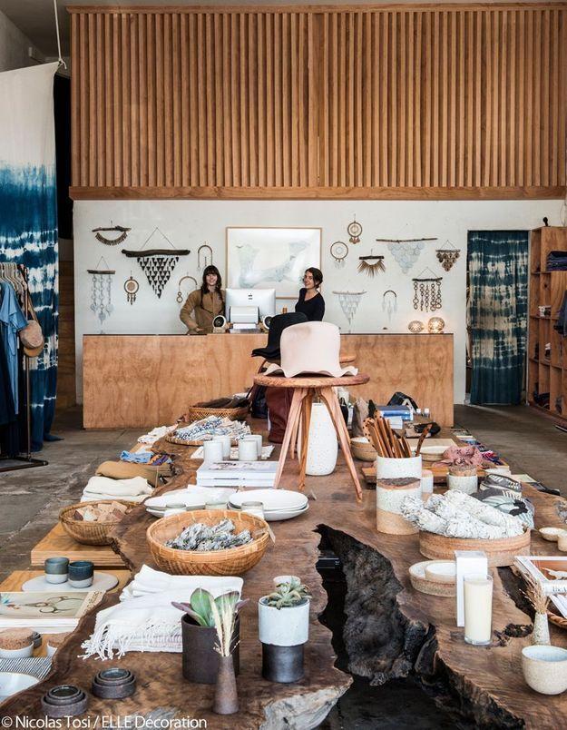 General Store, artisanat et esprit folk à Venice