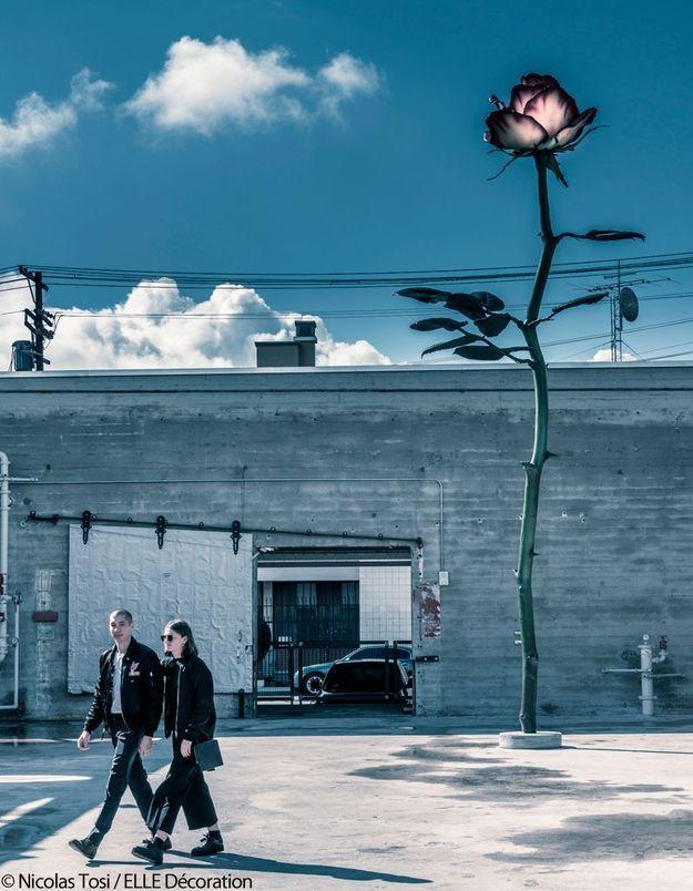 Hauser Wirth & Schimmel, complexe XXL dédié à l'art contemporain