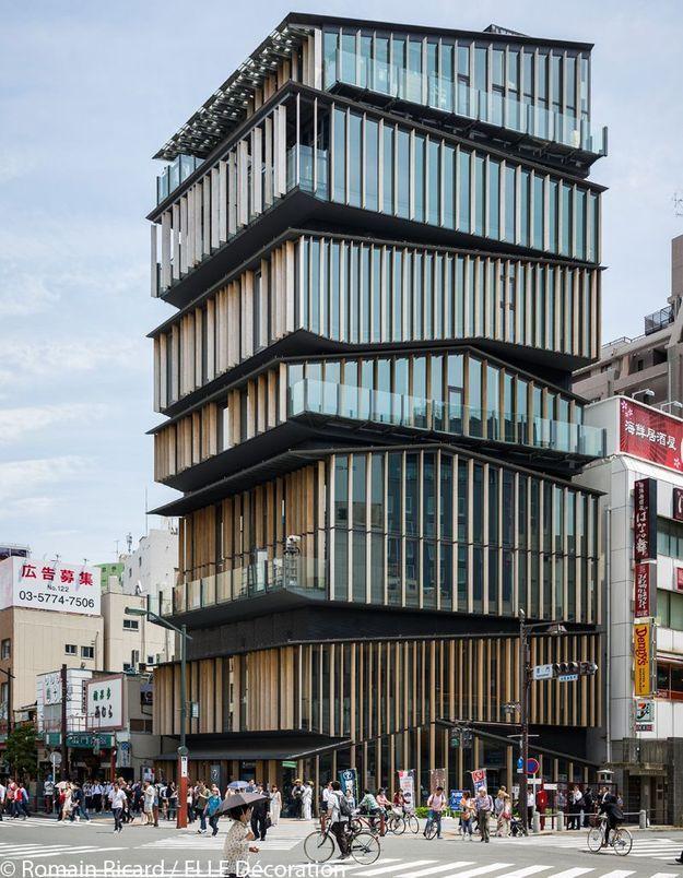 L'office du tourisme de Tokyo