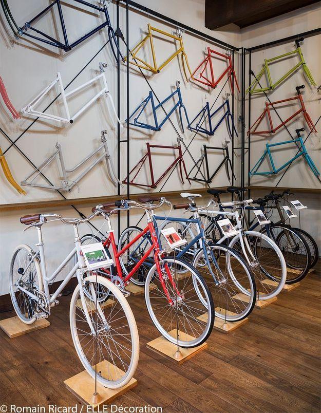 La boutique Tokyobike