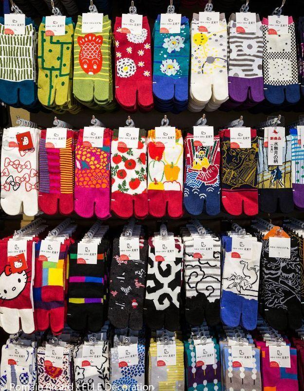 Le magasin de chaussettes Sou-Sou