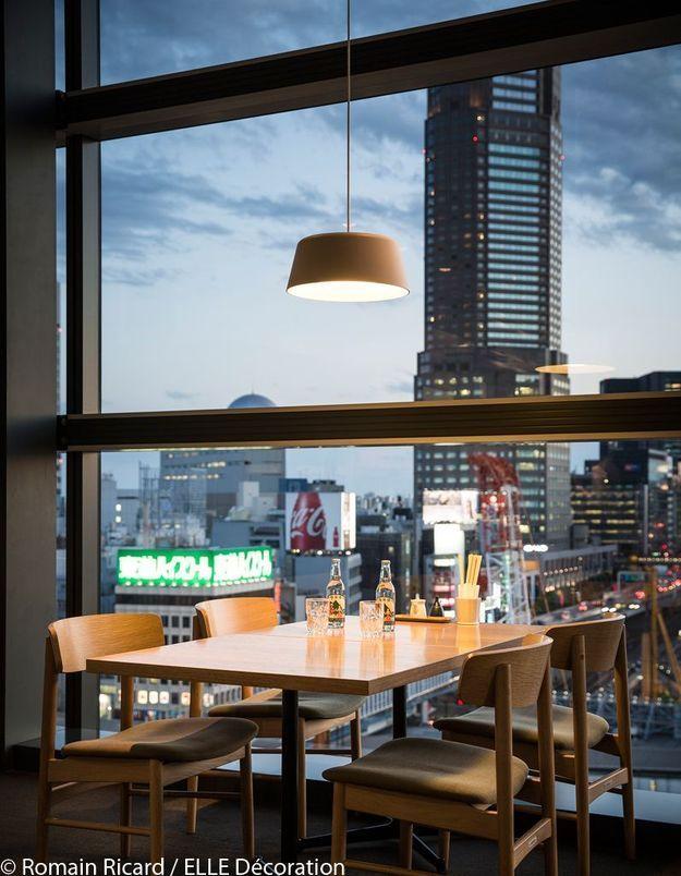 Le restaurant D47 Shokudo