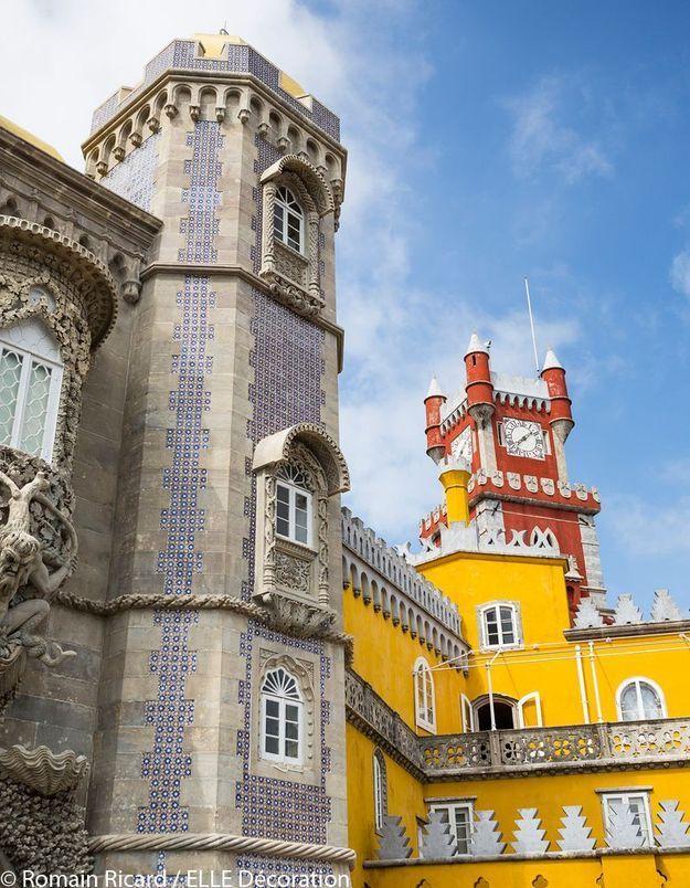 Le Palacio da Pena à Sintra