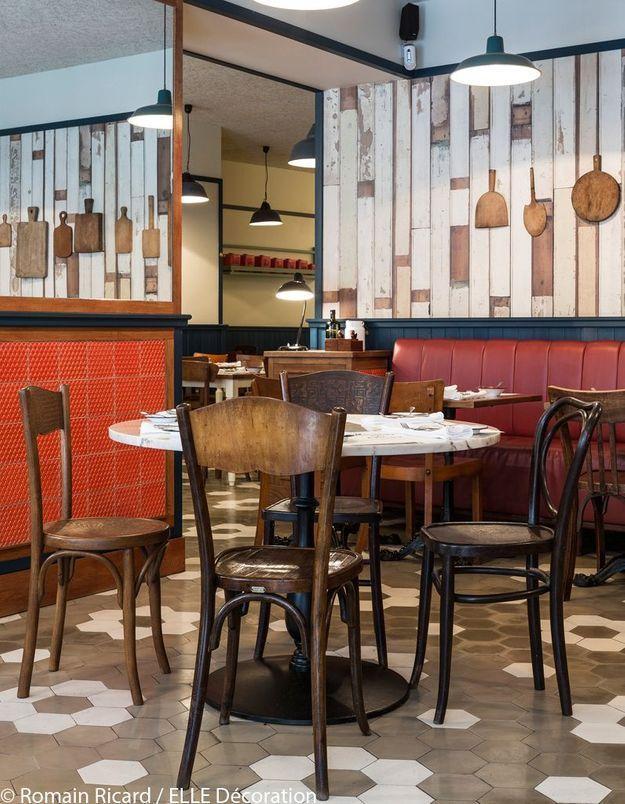 Le restaurant Cantinho do Avillez