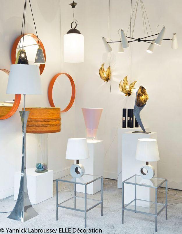 Jean-Pierre Orinel, luminaires design