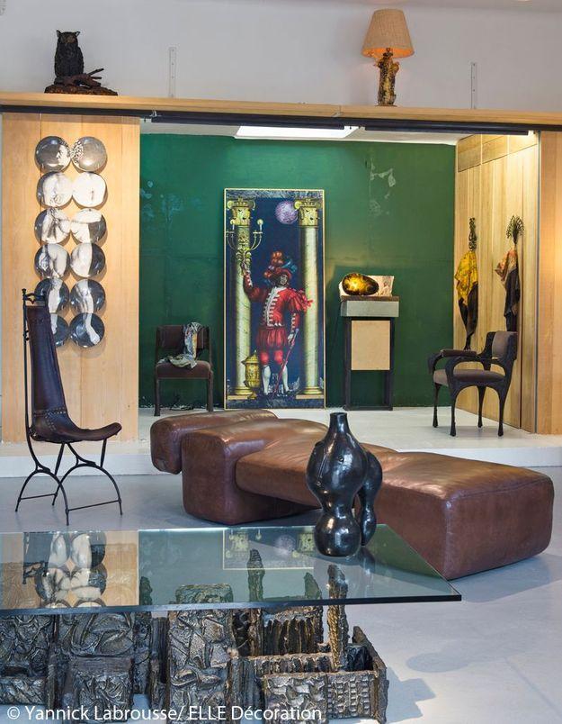 L'Éclaireur, galerie novatrice