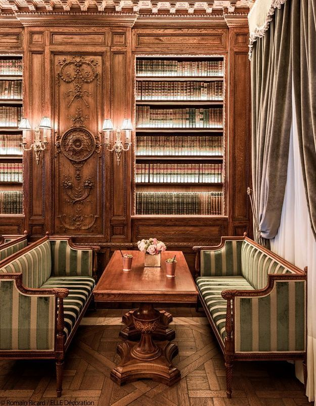 Le bar-bibliothèque