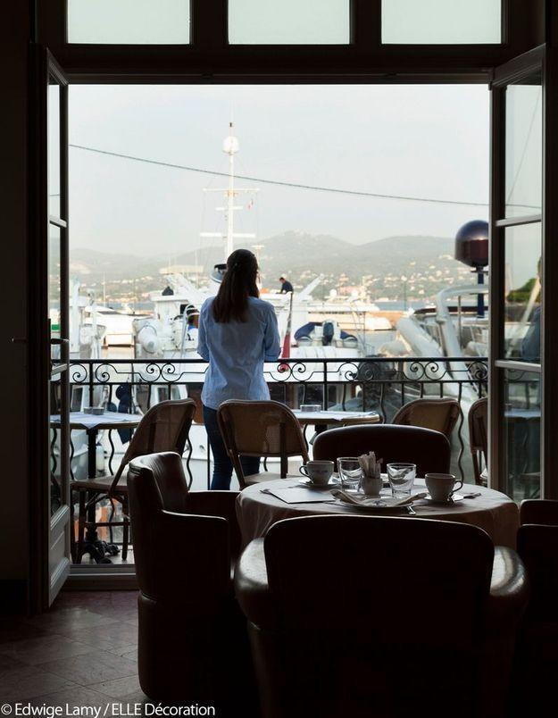 Hôtel Sube - Au balcon