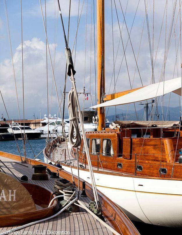 Le port - Yatch club