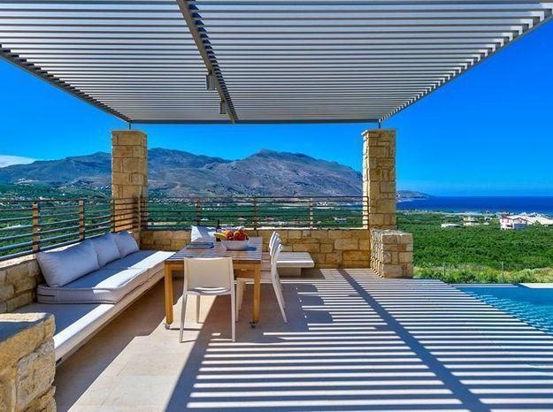 Maison vacances en crete