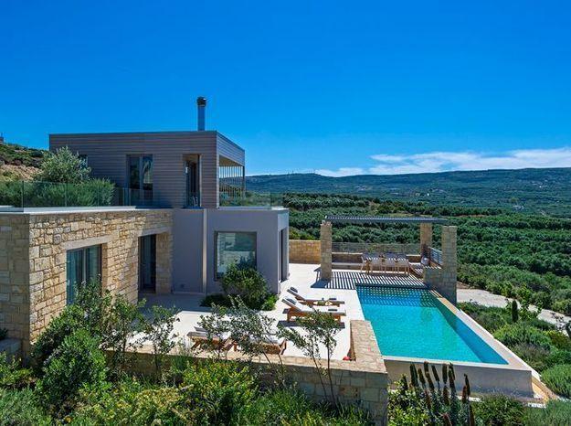 """Villa """"Phoebe"""" avec piscine, Crète, Grèce"""