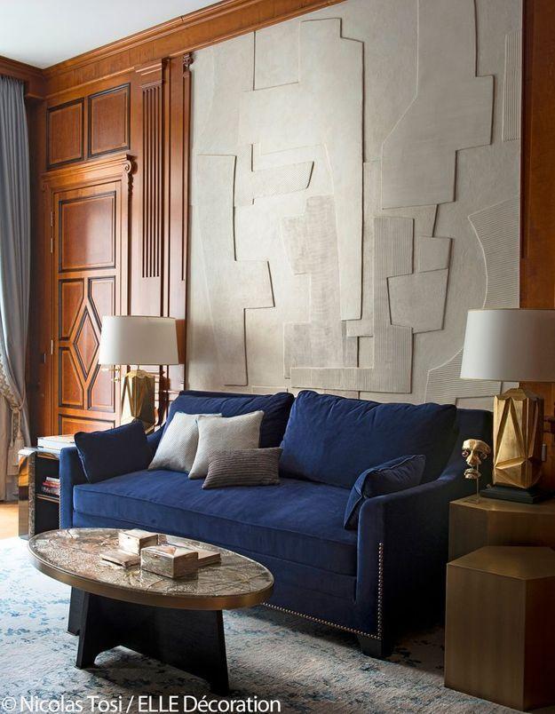 "Hôtel de Crillon : la chambre ""Citronnier"""