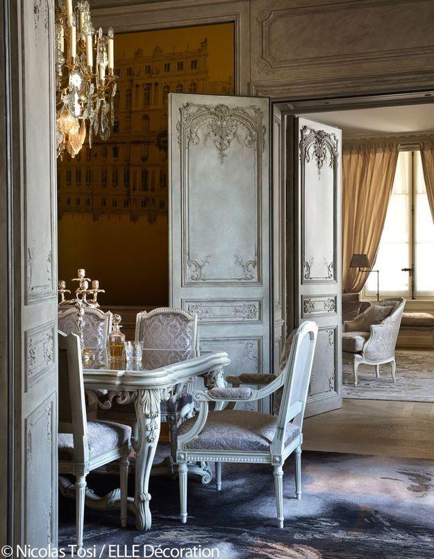 Hôtel de Crillon : les Grands Appartements Eiffel et Concorde