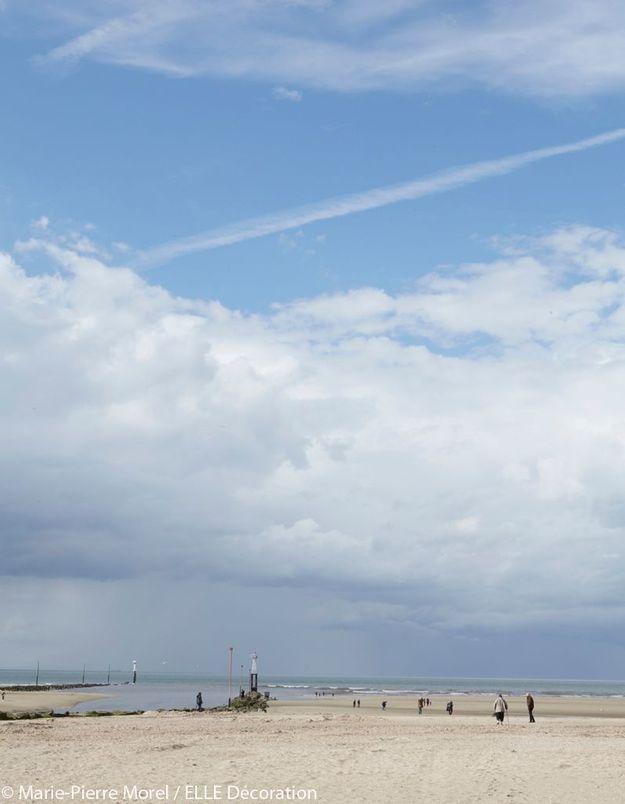 Hôtel avec vue sur la plage