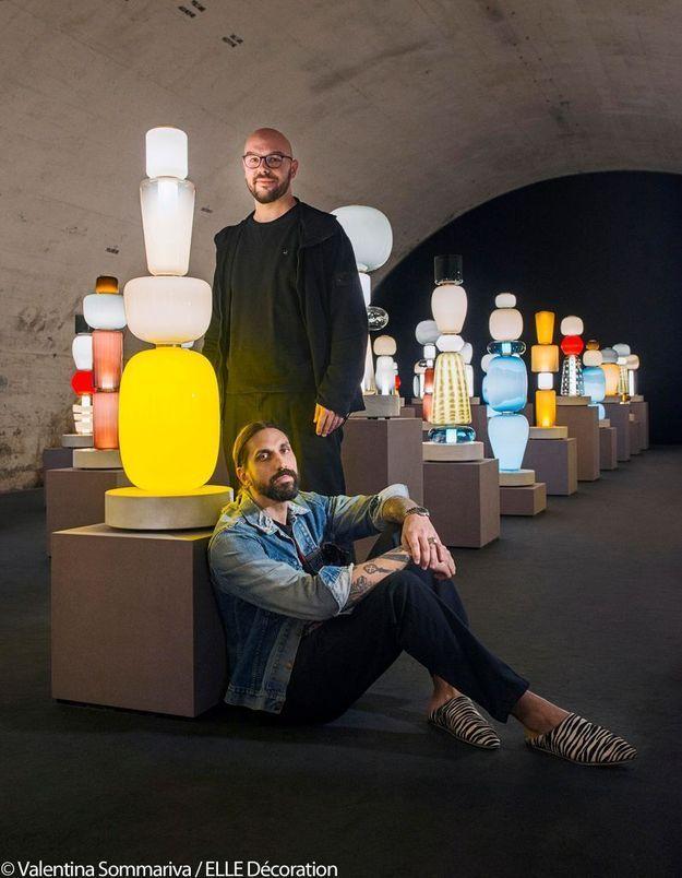 Ben Gorham et Luca Nichetto