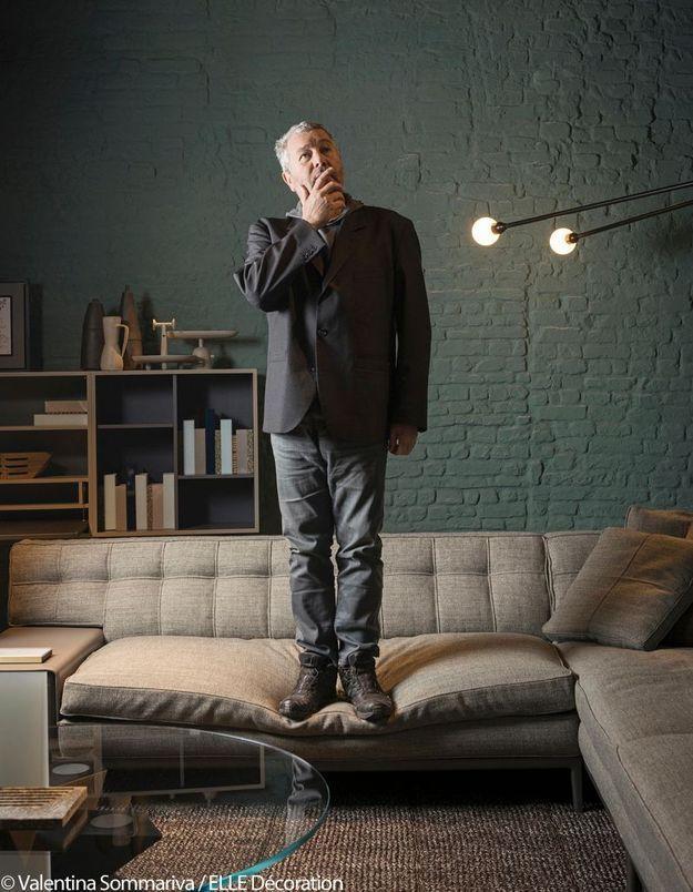 """Philippe Starck - Canapé """"Volage EX-S"""" pour Cassina"""