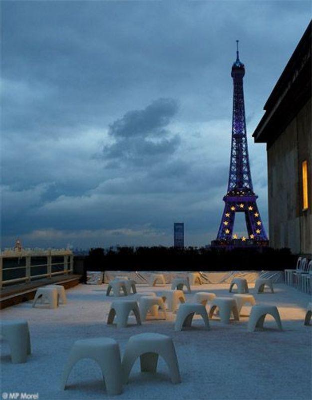 Nuit magique sous le ciel de Paris !
