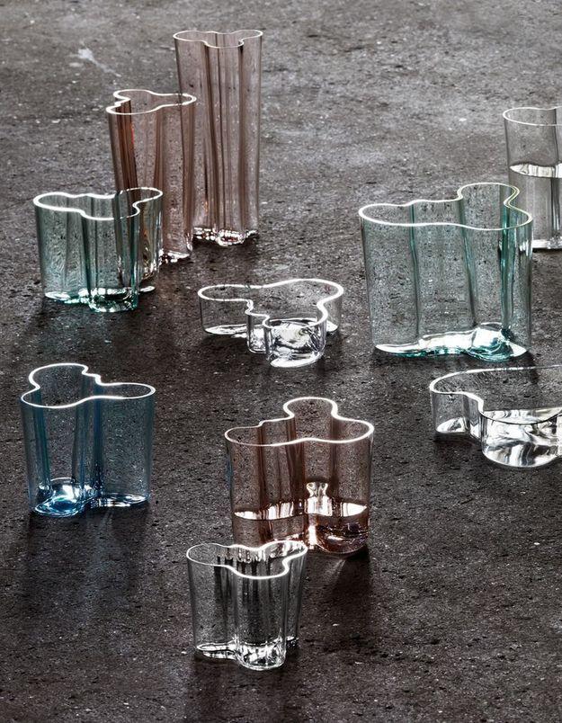Vase Aalto (de Alvar Aalto / Iittala)