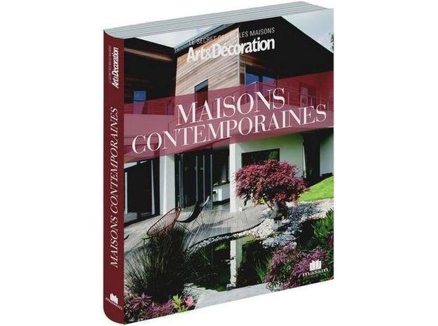 """Livre Art&Décoration : """"Maisons contemporaines"""""""