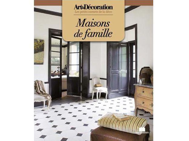 Livre Art Decoration Maisons De Famille Elle Decoration