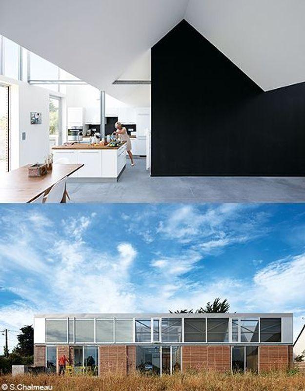 Decoration visite maison architecte 44740 Batz sur Mer