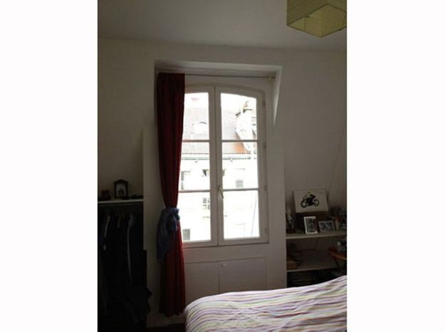 Avant : une petite chambre