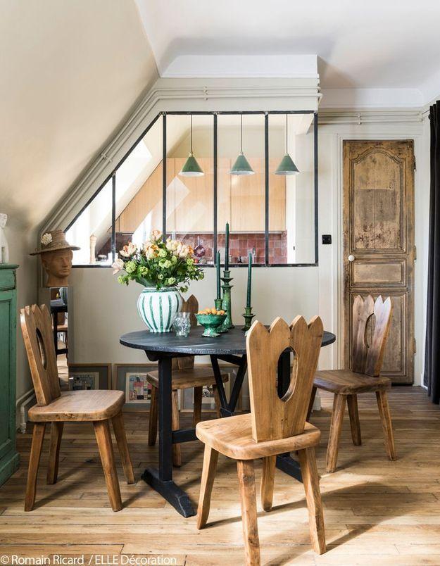 La salle à manger de Marin Montagut