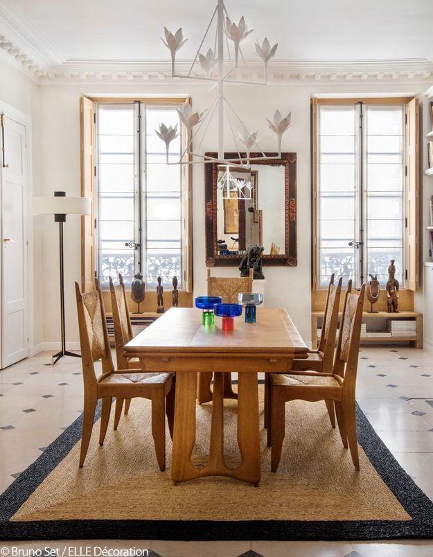 cet appartement aux mille et une influences va vous tonner elle d coration. Black Bedroom Furniture Sets. Home Design Ideas