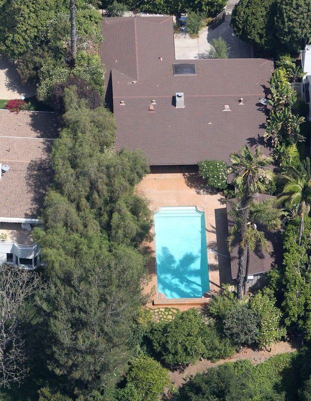 La villa de Penelope Cruz (Beverly Hills, USA)