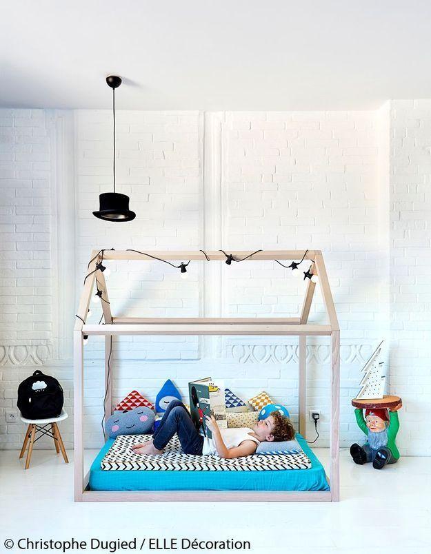 Une cabane à ciel ouvert pour les enfants