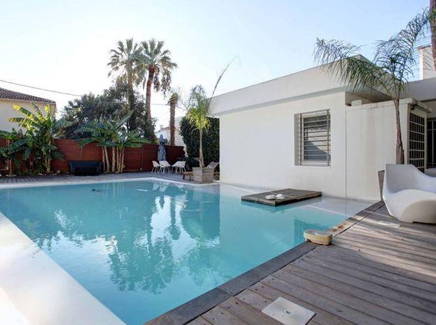 Villa contemporaine cannes