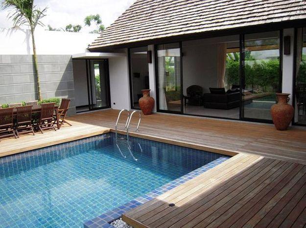 Maison avec piscine phuket