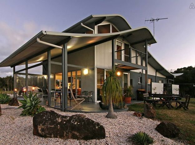 Maison architecte byron bay
