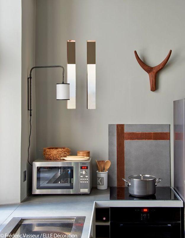 Une cuisine aux mille et un détails