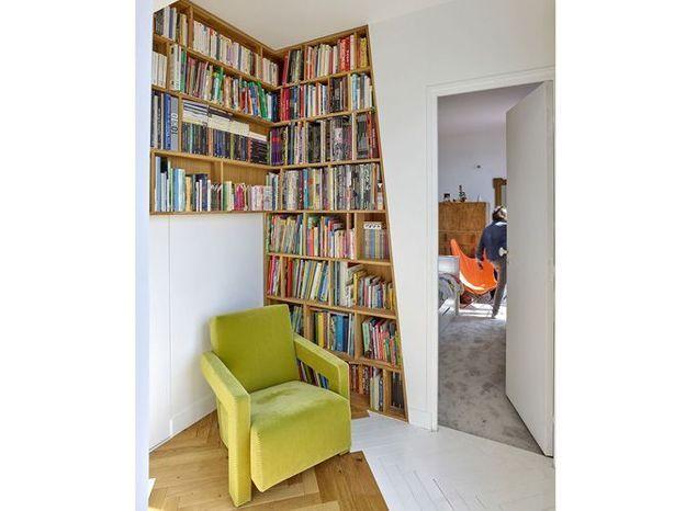 Des bibliothèques totem