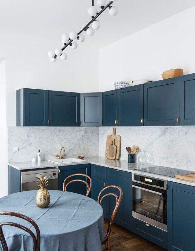 5) Goûter au bleu en cuisine